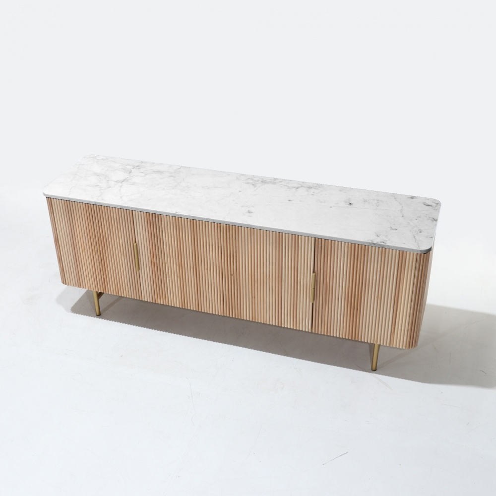 MILLERIGHE sideboard - day sideboard with marble top