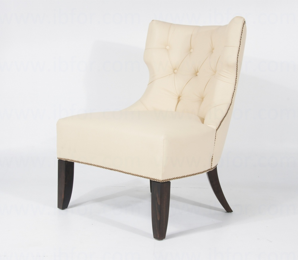 SESSEL TUFTED BACK LOUNGE