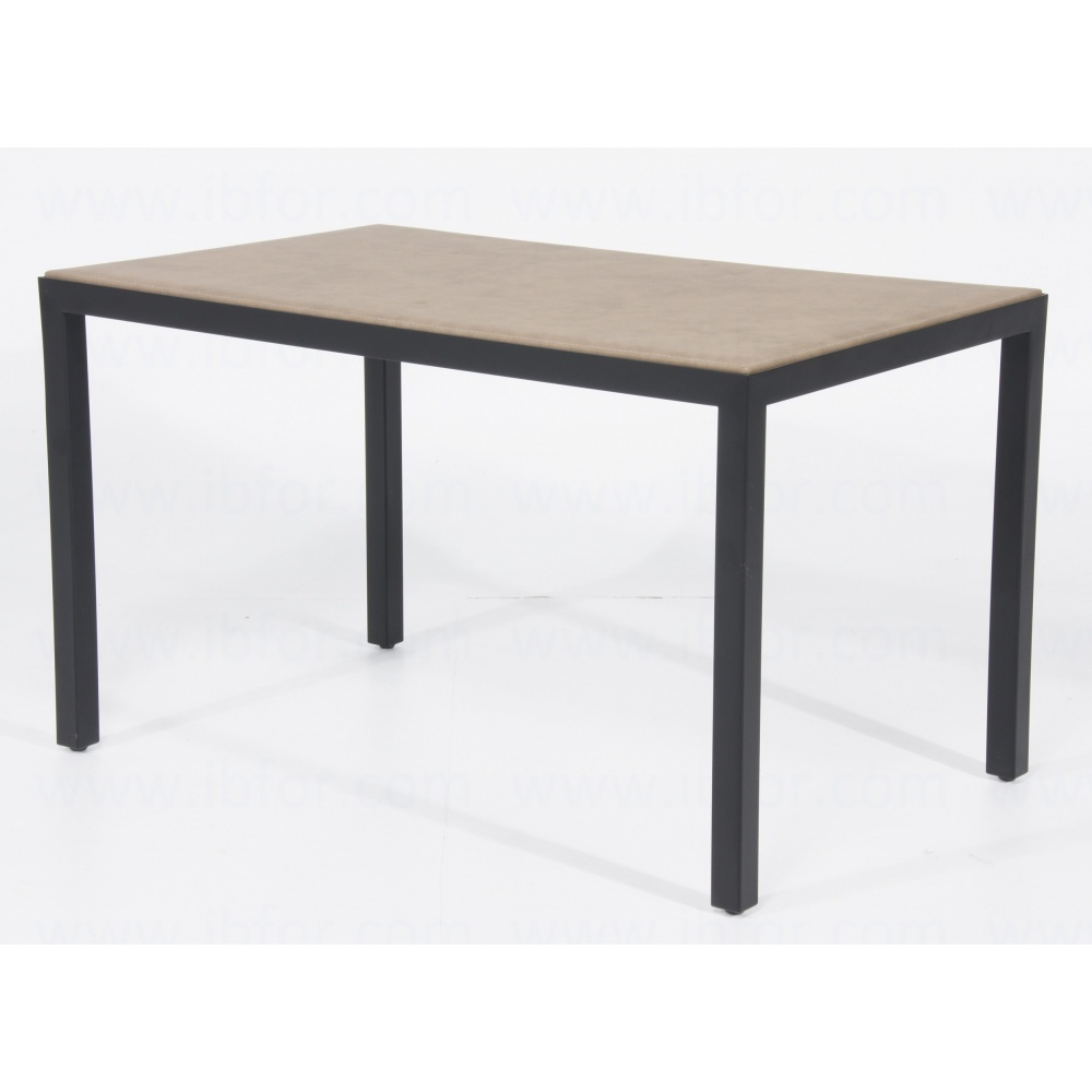Small Table Constance with Rectangular Plan