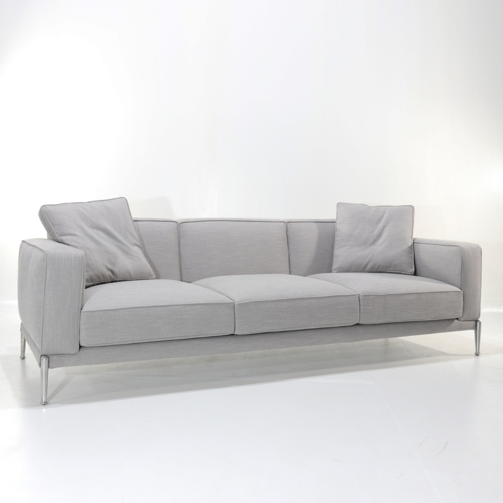 PARIDE Sofa - Dreisitzer-Design-Sofa