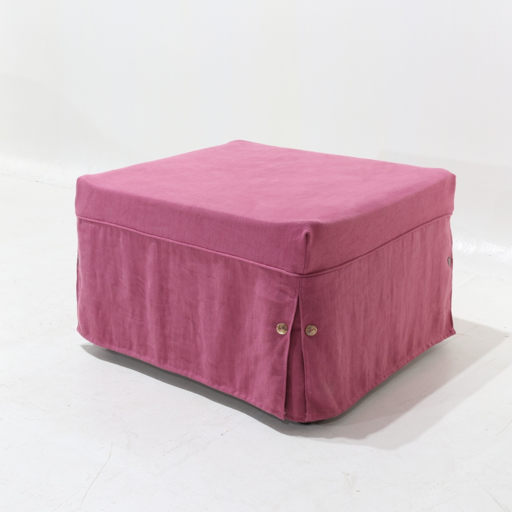 JONATHAN POUF BED  - pouf with pull-out bed