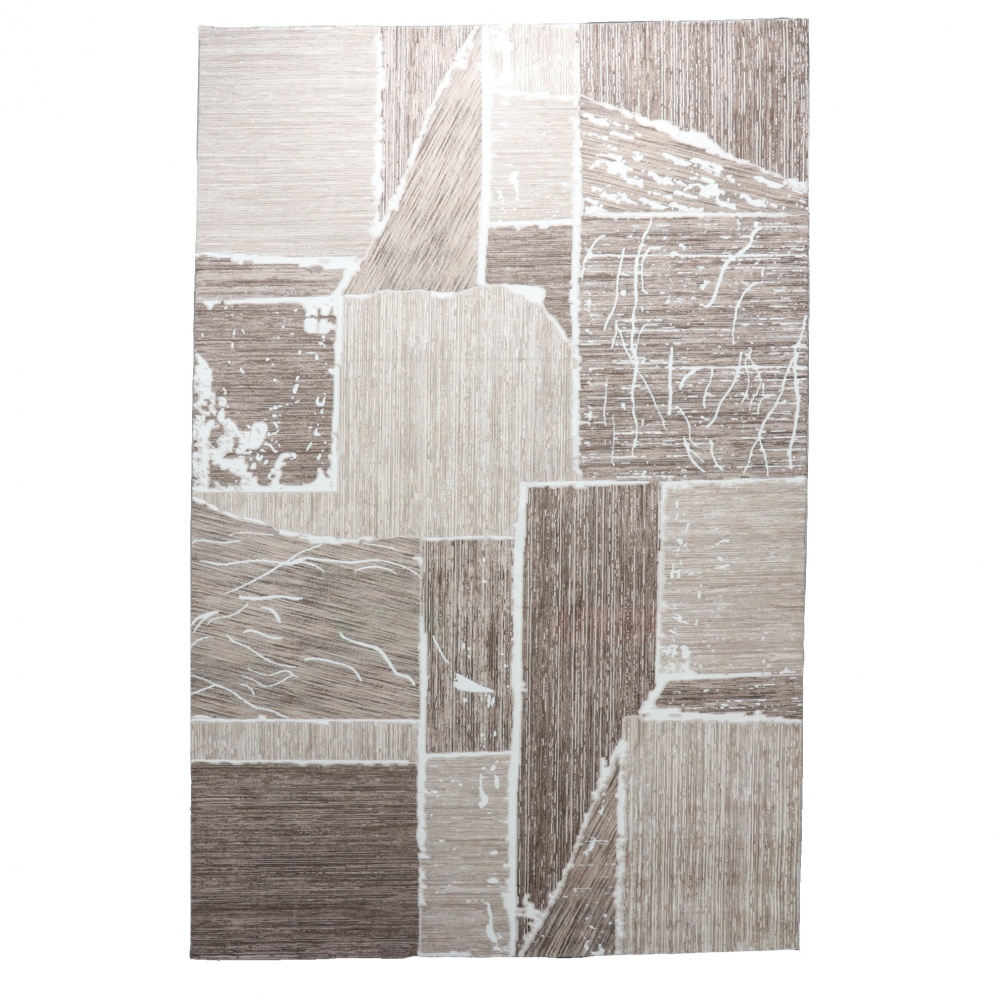 GEOMETRIC SERIE - TEPPICH - 6303 BROWN
