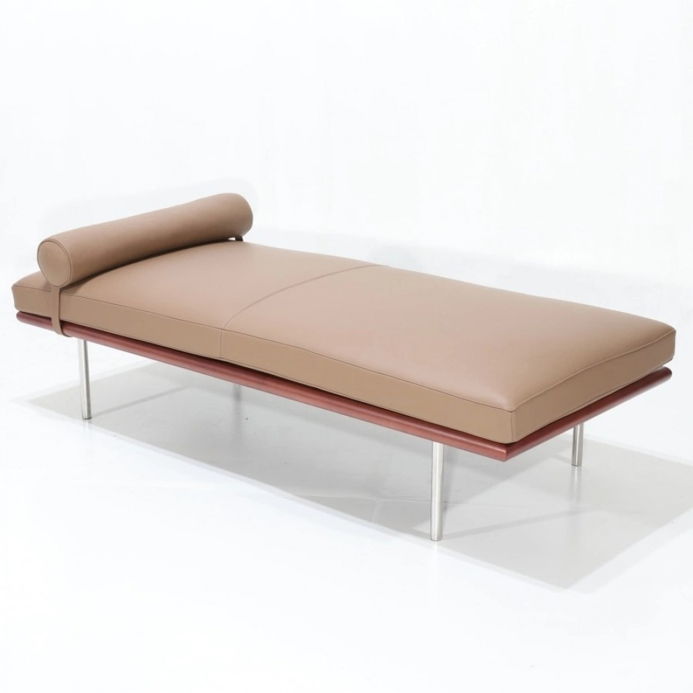 DAYBED GIORGIO in leather
