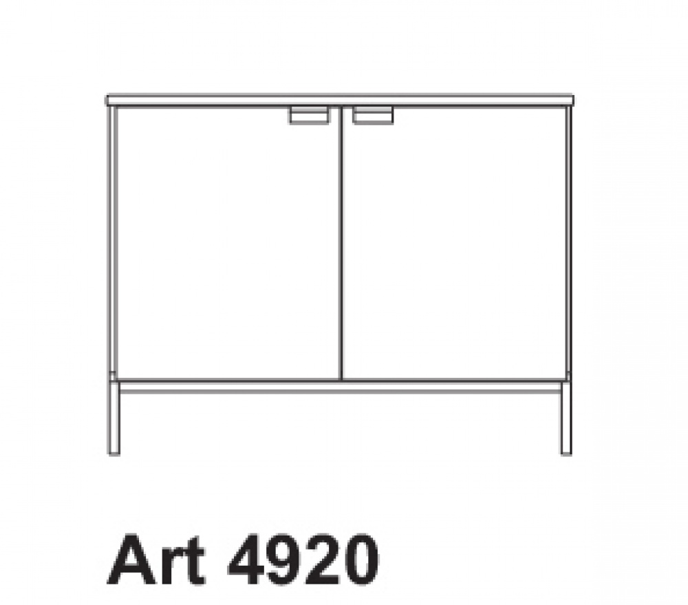 SMALL SIDEBOARD ART. 4920