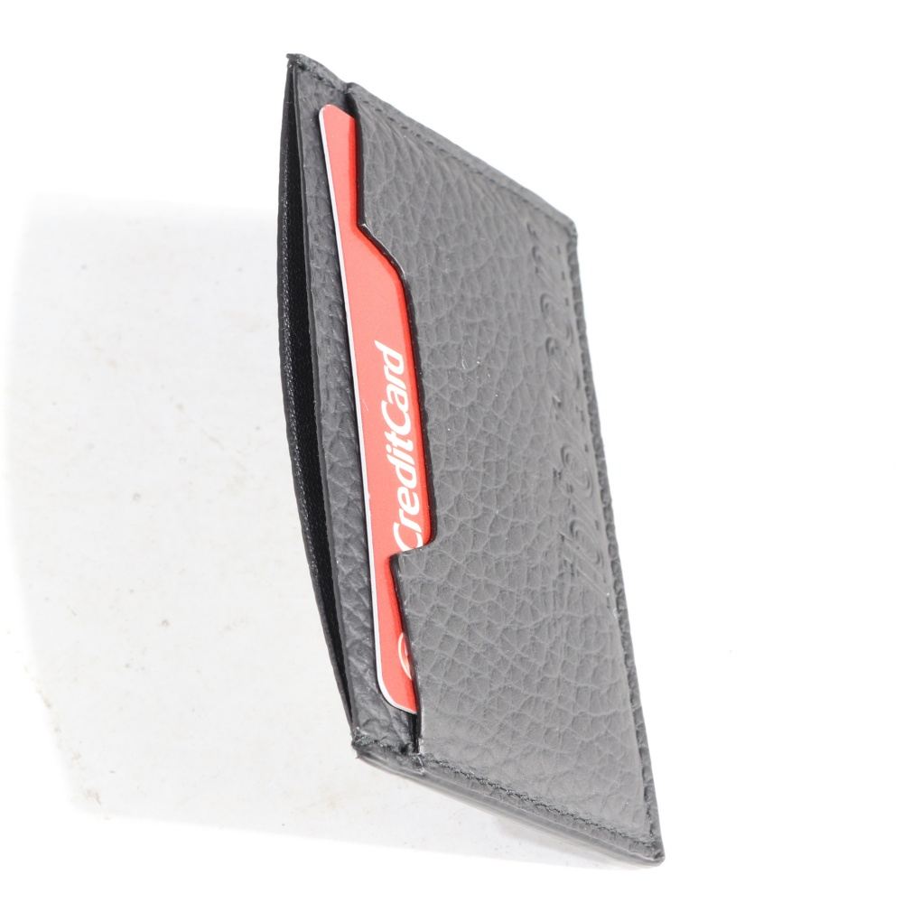 IBFOR design card holder in genuine leather
