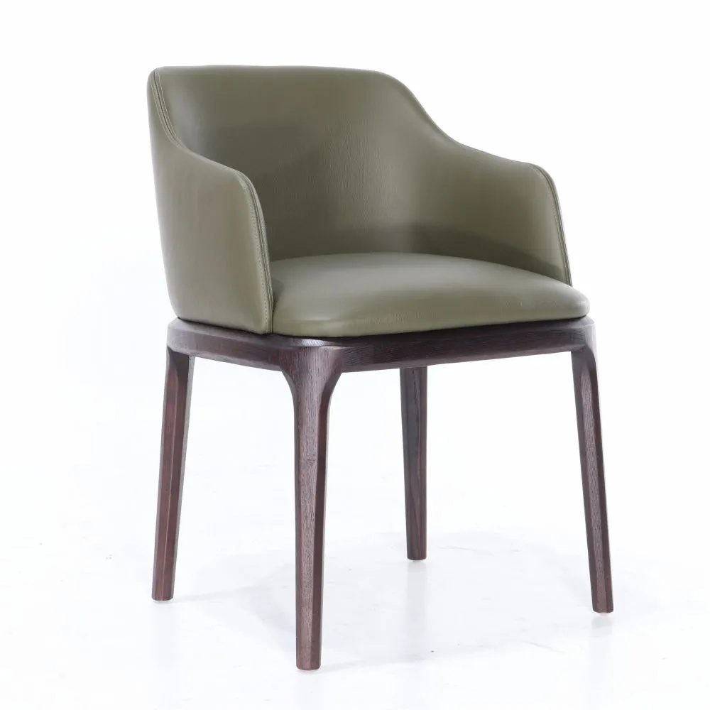 GEMMA CHAIR WITH ARMRESTS