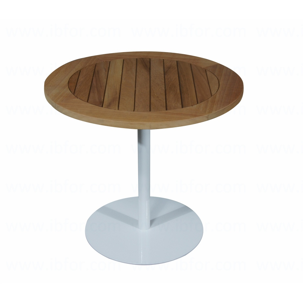Magritte Little Table with Round Top