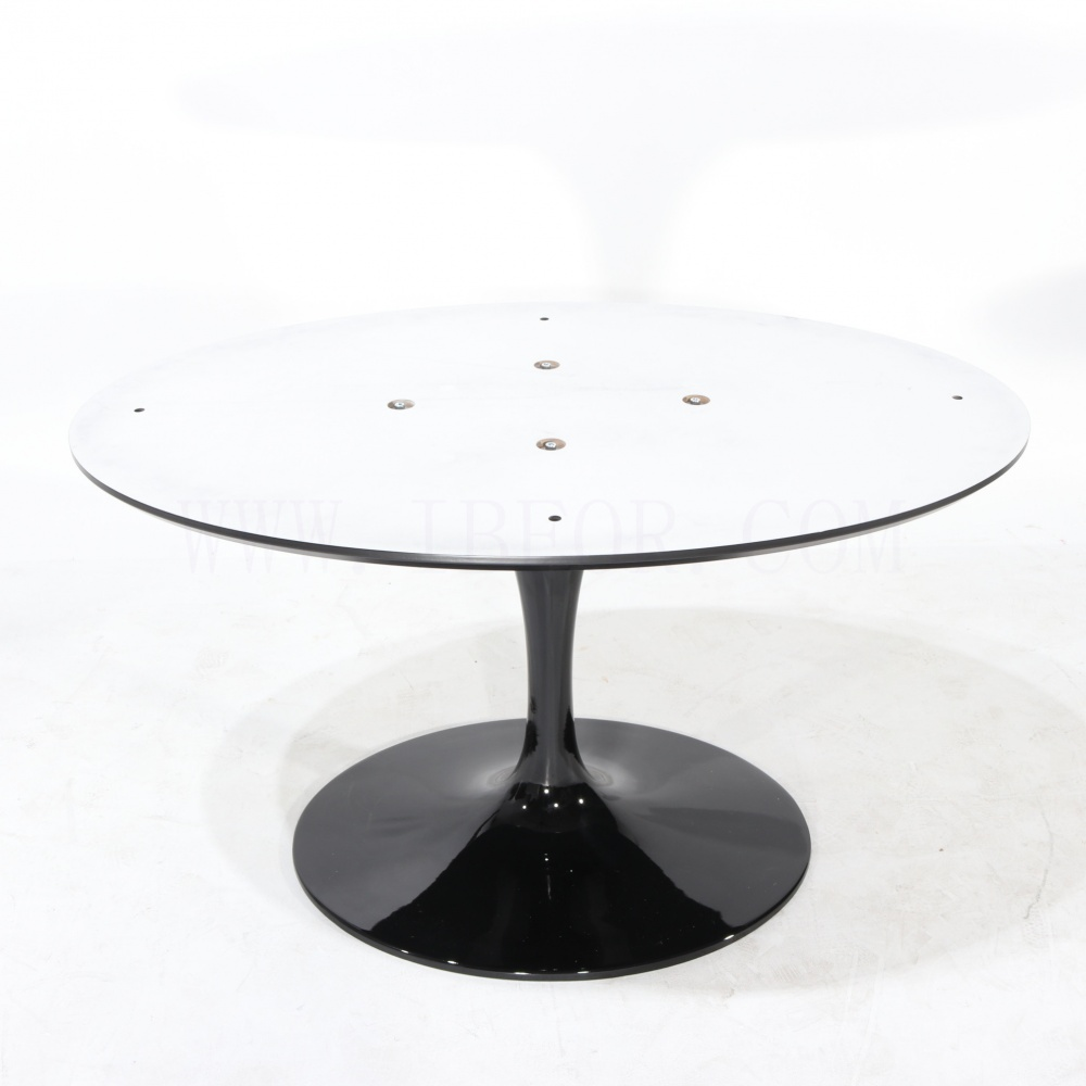 ROUND AND OVAL BASE FOR TABLE WING WITH UNDER PLAIN