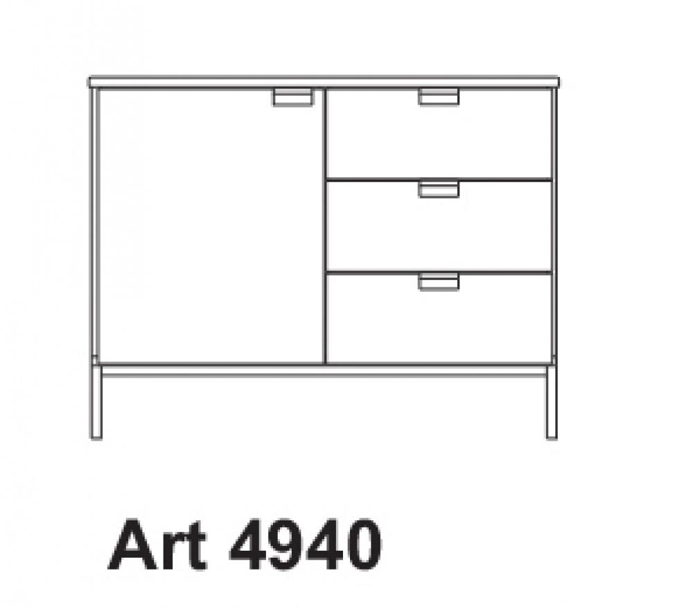 MOBILETTO ART. 4940