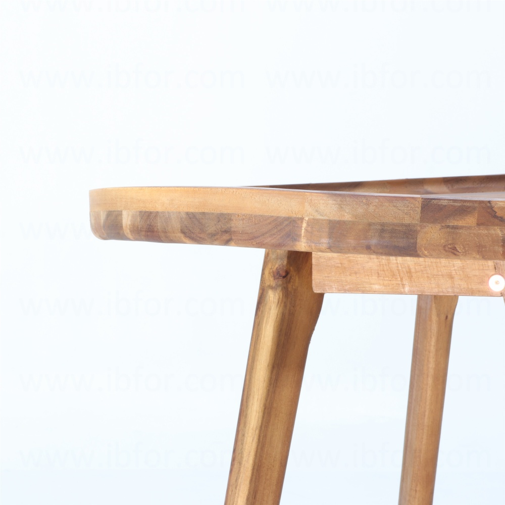 Round Small Table