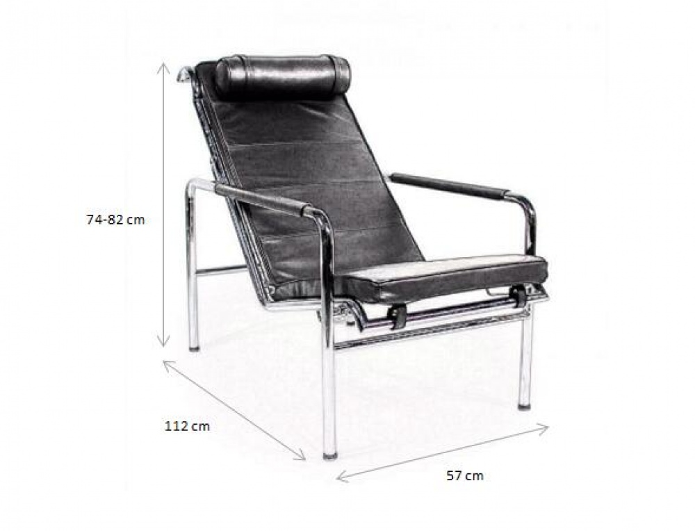 FAUTEUIL RELAXATION GENNY